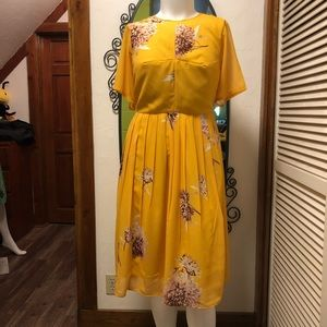 New eShatk Chrysanthemum Dress
